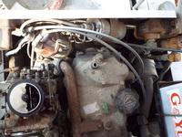 トヨタの古いフォークリフト(FG5)が突然、不調になり困っています。原因がお分かりの方、教えて下さい。2気筒のガソリンエンジンです。セルを長く回すと2秒程かかりますがすぐに止まります。 かからないときも...