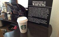 コーヒーに発がん性物質が含まれているのは米国では常識です。 なぜこんな危険な嗜好品を放置するのでしょうか。  有害なのはカフェインだけではありません。 カリフォルニア州ではコーヒーに含まれる化学物質...