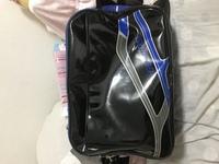 peachに乗る際、こういったバッグとキャリーバッグを持って行く場合バッグの方の重さの検査はされますか?