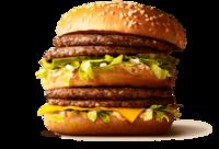 パティが倍のビッグマックを食べたことある方、食べ応えはどうですか? また、以前にあった「ダブル・クォーターパウンダー」と比べてどうですか?