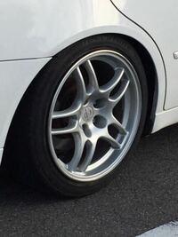 タイヤとフェンダーの隙間がないと車検に通らないんでしょうか?フェンダーからタイヤははみ出てないです。