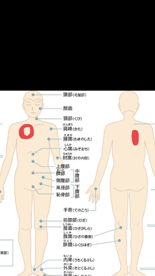 吸う が を 息 右上 背中 と 痛い