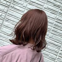 ブリーチなしで初カラーでこのような色になりました。 色落ちってこれより暗くなりますか?明るくなりますか?
