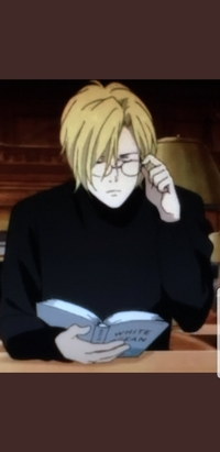 バナナフィッシュの最終回に図書館でアッシュが最後に読んでいた本のタイトルを教えてください White ○○ean といった形で読めるのですが 一部にはocean であるとされていますが 調べても分か りませんでした、...