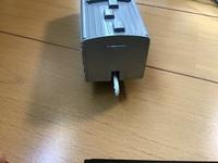 プラレールでパテやプラ板を使わずに改造をしたいです。どうすればいいですか?(紙を使わず) 改造内容 中間車を先頭車にする (105系みたいな)