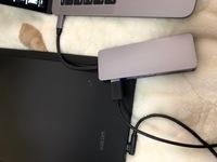 ワコムのIntuos Proを購入したのですが、MacBook Proのusb-cポートからハブを介して接続しているのですが、反応しません。ハブが合っていないのでしょうか? 適切なハブがあれば教えていただきたいです。