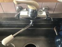 卓上食洗機について。 パナソニックのNP TZ100の購入を考えています。築20年強のマンション住みで、我が家の水道が食洗機に対応できるかわからず、もし画像をみてお分かりになる方いらっしゃれ ば教えていただけると嬉しいです。 また、さらにわかれば、どの分岐水栓を買えば良いのか教えていただけるとなお嬉しいです。  よろしくお願いいたします。