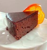 塩キャラメルチョコレートケーキ食べたいですか?