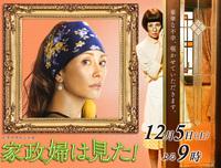 米倉涼子主演のドラマ家政婦見た。を現在見る方法って何がありますか。Huluやネットフリークスなどにあるのでしょうか。それともDVDなのでしょうか