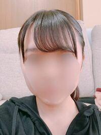 この前髪どう思いますか?おかしいですか?