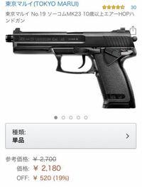 この商品に、東京マルイNo.12プロサイレンサーショートタイム、というサイレンサーをつけることは可能ですか? つけようとしてるサイレンサーは14mm逆です