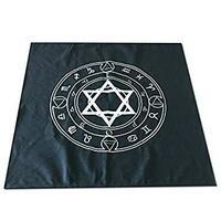 ユダヤ人の六芒星と魔術の六芒星の関係性について質問です。   六芒星はユダヤ人のシンボルとして有名だが、しかし、魔術では、よく六芒星がシンボルとして使用している。 ここで質問です。 なぜ、魔術では、...