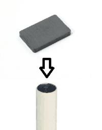 永久磁石に関する質問です。 板状の永久磁石を鉄パイプの先端に付けると、永久磁石単体よりも体感的に磁力が強くなっている様な気がするのですが、これは気のせいでしょうか?  もし、仮に磁力が強くなるのでし...