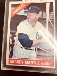 MLBカードがあるのですが、 このようなものは今現在でも 売れたりするのでしょうか? 6.7年前に高額で購入したようなのですが。