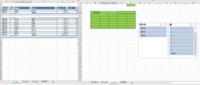 Excelの質問です。  フィルタをかけたシートの検索結果であるセルを別のシートのセルに表示させるやり方  予定表①というシートにフィルタをかけ、Sheet3に選択肢を入れています。 Sheet3の二つの選択肢を選ぶと予定表①に検索された行がでます。 検索結果の行は、必ずひとつのみです。 なので数字のみの列は、=SUBTOTAL(109,予定表①!E3:E111)でSheet3に...