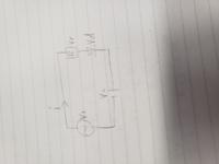電圧-電流特性の書き方がわかりません。ダイオードは理想のものとして、v1 vr vdの電圧電流特性を教えてください。縦が電流で横を電圧でおねがいします。