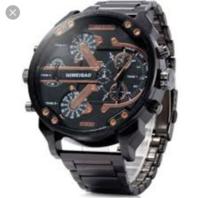 画質悪いんですが、この腕時計がどこのブランドか教えてください