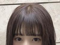 このような束感前髪をつくるにはどうしたらいいですか?セルフでカットしたいです!  あと風で前髪が崩れてしまう対処法を教えてください!