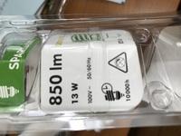 マンションの洗面所の電球を替えようと思っているのですが、何年か前に買ってあったイケアの電球をつけかえました。 天井に100Vまでとあるのですが、この電球は使えるか教えてもらいたく質問し ました。