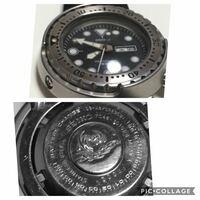 SEIKOマリーンマスター SBBN007ですが この時計は何年製でしょう? フェイスは綺麗です。  時計は正常に動いていますが 時計を振ると僅かですが 内部がカラカラと音がします。 オーバーホールでしょうか?