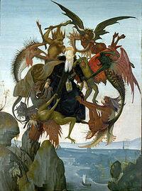 キリスト教やユダヤ教、イスラム教が唱える悪魔について質問です。  よくキリスト教やユダヤ教、イスラム教には、神と天使とは対峙する邪悪な存在、『悪魔』という存在を教えているが、ここで質問です。 キリス...
