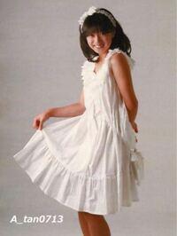 中森明菜さんはアイドル時代でも、他のアイドルとは違って、ザ・アイドルという感じの写真が少なかったと思いますが、皆様の一番お気に入りのザ・アイドルという感じの明菜さんの写真があれば、教えてください。