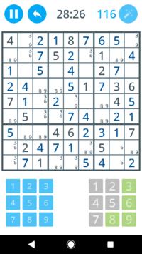 数独をやっているのですが、解き方がわかりません 解き方の型の様なものが数独にはありますが、これにも型のようなもので解く方法がありますか? 教えてください
