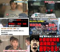 韓国人による性犯罪が多すぎます。韓国政府はなぜ謝罪しないのでしょうか?