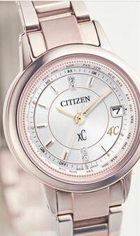 CITIZENのXCと4℃ がコラボした腕時計を、プレゼントに貰いました。 限定品のようですが、CITIZENのXCと中身は同様の作りなのでしょうか?
