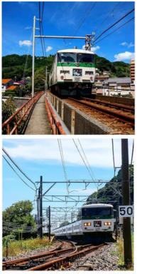 この鉄道撮影地が何処か判る方、いらっしゃいませんか? Googleマップで探しましたが判りませんでした。((T_T))  単線なので、おそらく伊豆急行線内だとは思うのですが… また、この場所は撮影OK!な場所でしょう...