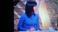 竹内由恵アナウンサー、胸大きいですね?  この画像だとそうでもないですが、テレビで直接見てると大きいんです。