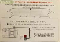 ドライブレコーダーのリアカメラが映りません。 株式会社ビッグパワー製 MDR-CAM2 というドライブレコーダーを購入しましたが、リアカメラが映りません。  取扱説明書には、「録画モード中に画面表示切り替えがで...