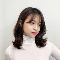 美容師さん、髪型に詳しい方教えてください。 韓国の美容師さんのインスタで見つけたこの髪型をしたいのですがこれはレイヤーが入っていますか?入っている場合どのように入っていると思いますか?