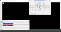 Aviutlの拡張編集のウインドウについて  Aviutlの拡張編集のウインドウなのですが、はずみで画面の上にウインドウを移動させるのに必要な部分が行ってしまい、動かせないので不便です。 状態は画像の通りです。  これを戻す、あるいは動かす方法はないでしょうか。