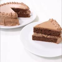 チョコレートケーキとショートケーキ、、どっち派ですか!?