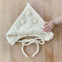 編み物 棒針 かぎ針 この写真のような紐の編み方を教えてください!!!