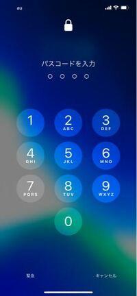 疑問なんですがこのiPhoneのパスコードの番号の下にあるアルファベットはなんなんですか?なにもならないので特に意味はないのでしょうか?