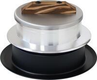 ユニフレームに代表されるようなアルミ製の羽釜(3合炊き)ですが、 ツーバーナーや家庭用ガスコンロだと何分くらいでお米が炊けるの でしょうか?  ※画像はウルシヤマ 謹製です。