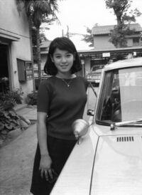 東宝の女優だったひし美ゆり子は「非情のライセンス」に出演したが、CMには起用されなかったし、あまり派手な女優ではないですか?