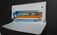 筆箱とその中身変えたので評価、アドバイスお願いします ・筆箱 エトランジェディコスタリカの筆箱  ・シャーペン エトランジェディコスタリカのシャーペン、レトリコ、for クレナ  ・ボールペン サラサセレクト(青、赤、黒)  ・マーカー マイルドライナー(ピンク、シアン)  ・消しゴム gレーダー  ・定規 ステッドラーの透明のやつ