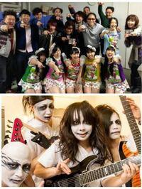 ももクロはダウンタウンももクロバンド、 BABYMETALは神バンド、 どちらが演者にとってモチベーションが上がると思いますか?