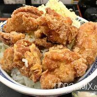 カツ丼 唐揚げ丼 どっちが好きですか?
