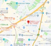 東京都心部の割烹・料亭のお店にお詳しい方へお伺いをいたします。 画像は、東京都港区六本木3丁目周辺の地図でございます。  ・ 私は仕事柄、お客様を割烹・料亭にお送りする機会があります。 ・ ここで質...