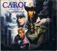 TMNetworkのCAROL ジャケットの白髪は誰?キャロルは金髪じゃないんですか?