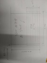 アルミフェンス(格子)を設置するにあたり、アルミ支柱を何ミリにすればよいか迷っています。 図面のようにフェンスを設置した場合、50角(暑さ1.4MM) の角柱で大丈夫でしょうか?よろしくお 願いします。