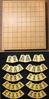 将棋盤と将棋駒を購入しようと思ってるんですけれども、この二つの組み合わせは色的におかしいですかね…