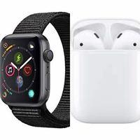 Apple WatchとAirpodsの2つさえ身につけてれば、それだけで音楽聴きながらランニングできて、万歩計としても記録してくれるんですか? iPhoneは持っていかなくてもok?