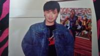 父の若い頃の写真です。 イケメンですよね?