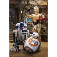 スターウォーズの…  貴方はR2-D2派? BB-8派? R2-D2 若しくは BB-8の何方か一方を貰えるとしたら何方を選びますか?