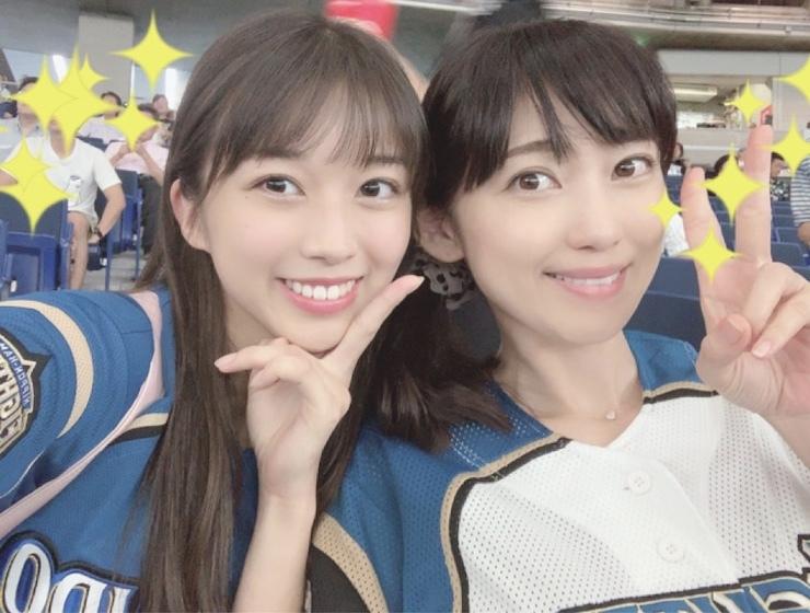 飯田圭織さんと牧野真莉愛さんです。 どちらが綺麗ですか?